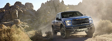 Fox Logo Ford Raptor